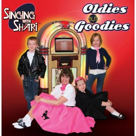 """CD: """"Oldies But Goodies"""" by..."""