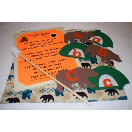 Letter Bears